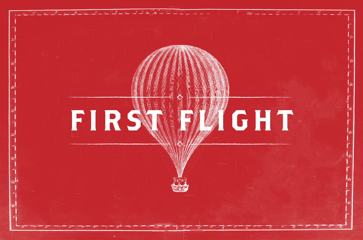 First Flight - Duplicate